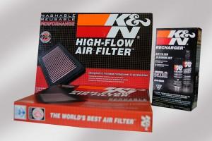 Filtro de Aire K&N